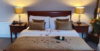 Uppercross House Hotel - דבלין - חדר שינה