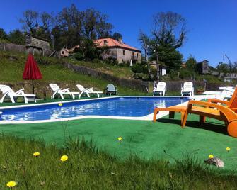 Casa Rural O Bergando - Pontevedra - Pool