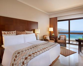 Intercontinental Hotels Aqaba (Resort Aqaba) - Aqaba - Schlafzimmer