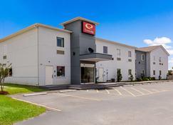 Econo Lodge Baton Rouge University Area - Baton Rouge - Building