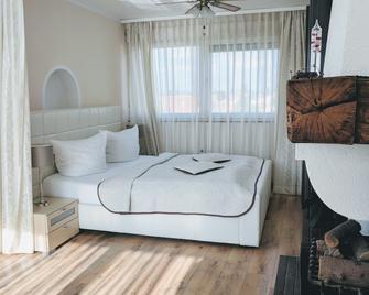 Apartmenthaus Am Rhein - Ginsheim-Gustavsburg - Bedroom