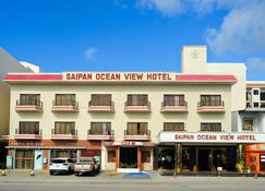 Saipan Ocean View Hotel - Garapan - Building