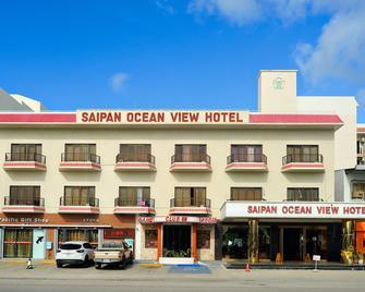 Saipan Ocean View Hotel - Garapan - Edificio