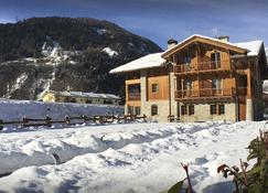 Hotel Les Montagnards - Morgex - Building
