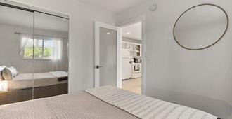 Modern and Cozy Apt in East Fort Lauderdale - Two - Fort Lauderdale - Bedroom