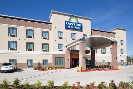 Days Inn & Suites by Wyndham Houston NW Cypress - Houston - Gebäude