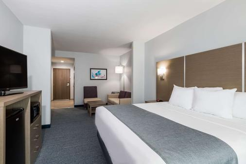 Days Inn & Suites by Wyndham Houston NW Cypress - Houston - Schlafzimmer