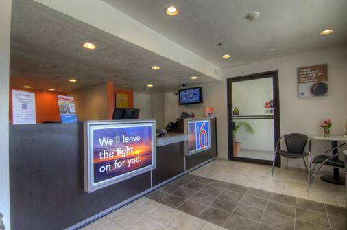 Motel 6 Orlando Winter Park - Orlando - Lễ tân