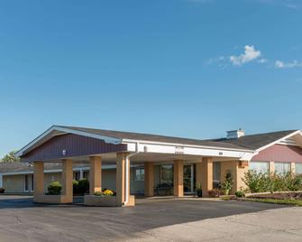 Knights Inn Kirksville - Kirksville - Gebäude