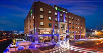 Holiday Inn Express & Suites Oklahoma City Dwtn - Bricktown - Oklahoma City - Bâtiment