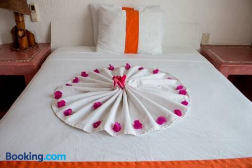 Hotel Villas El Morro - Zihuatanejo - Bedroom