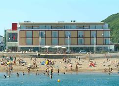 Hotel Praia Marina - Praia da Vitória - Toà nhà