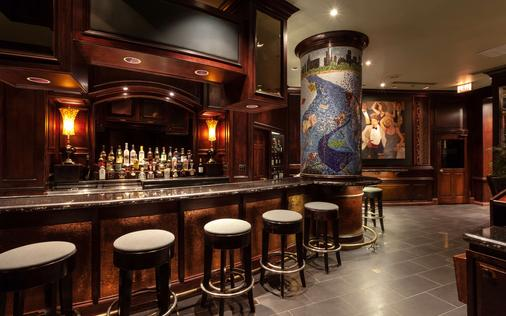 The Whitehall Hotel - Chicago - Bar