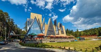 皮諾自然酒店 - 薩拉熱窩 - 建築
