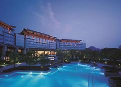 Shangri-La Hotel, Guilin - Quế Lâm - Bể bơi