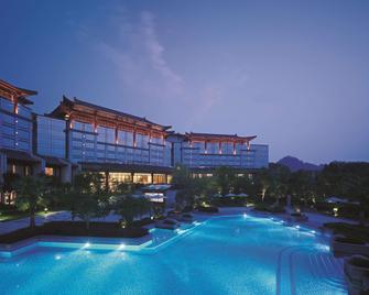 Shangri-La Hotel, Guilin - Kuej-lin - Pool