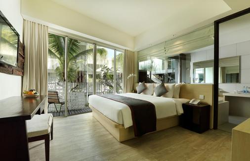 勒吉安阿卡馬尼酒店 - 雷根 - 庫塔 - 臥室