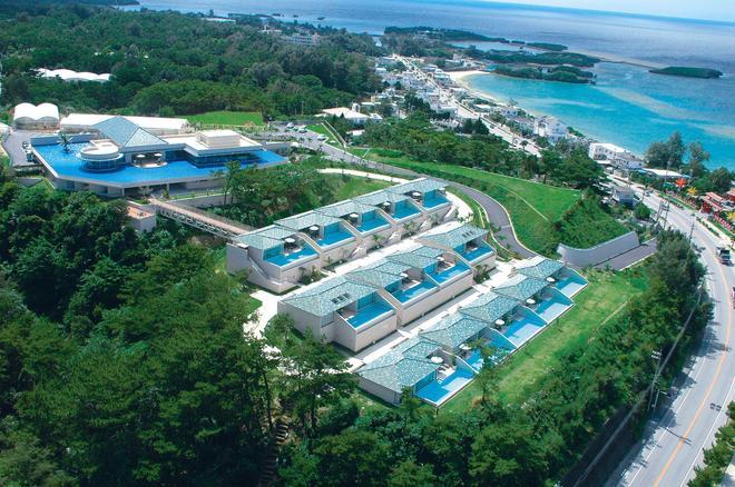 Oriental Hills Okinawa - Onna - Outdoor view