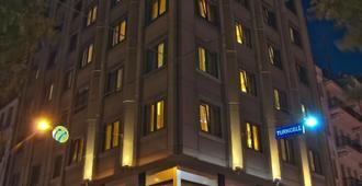 Riva Hotel Taksim - Istanbul - Bâtiment
