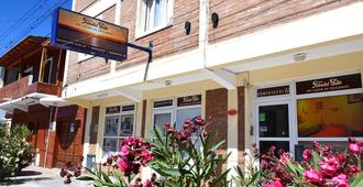 Hostel Silo - Puerto Madryn - Building