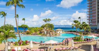 Ka'anapali Beach Club By Diamond Resorts - Lahaina - Πισίνα