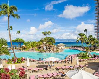 Kaanapali Beach Club Resort By Diamond Resorts - Lahaina - Pool
