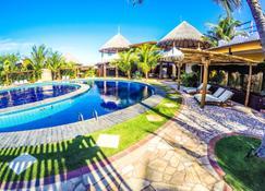 Hotel Long Beach - Canoa Quebrada - Havuz