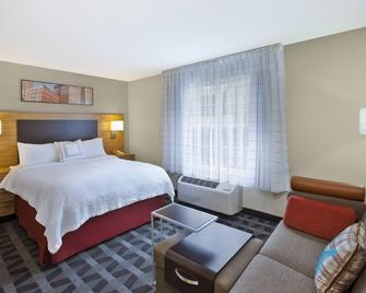 TownePlace Suites by Marriott Brookfield - Brookfield - Bedroom