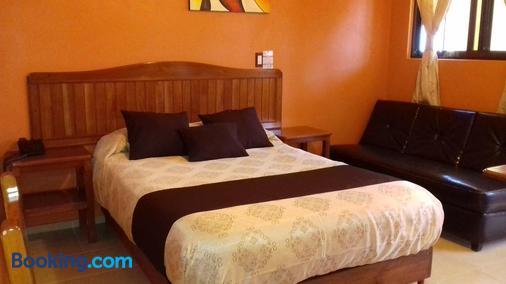 Hotel Marquez - Chignahuapan - Bedroom