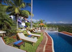 Villa Bella Bed & Breakfast - La Cruz de Huanacaxtle - Piscina