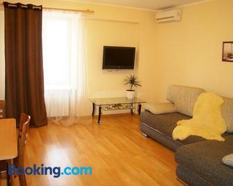 Apartments on Kirova - Dnipro - Huiskamer