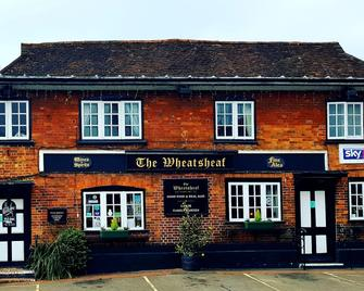 The Wheatsheaf - Guildford - Building