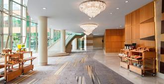 Santiago Marriott Hotel - Santiago - Lobby