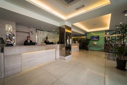 Hotel Sentral Georgetown - George Town - Front desk