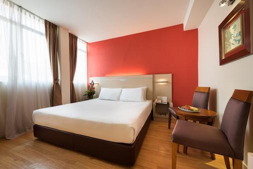 Hotel Sentral Georgetown - George Town - Bedroom