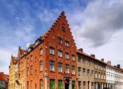 Hotel Jacobs Brugge - Μπριζ - Κτίριο