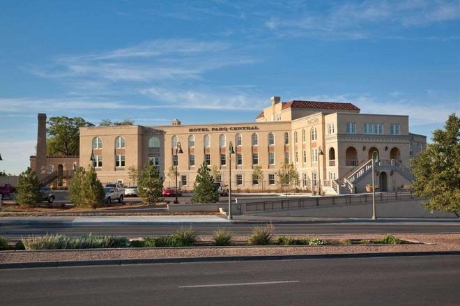 Hotel Parq Central - Αλμπουκέρκι - Κτίριο