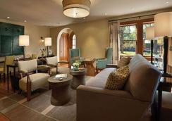 阿爾伯克爾基市中心派克酒店 - 阿爾布奎克 - 阿爾伯克基 - 休閒室