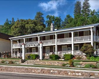 Gunn House Hotel - Sonora - Gebouw