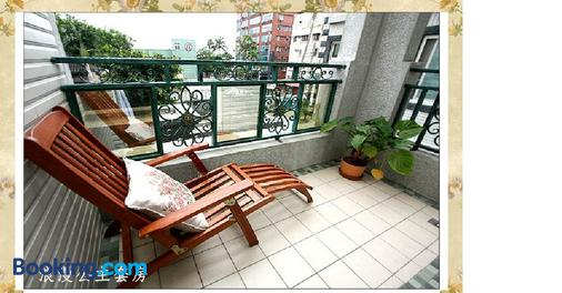 Hope Sea Bed and Breakfast - Hualien City - Balcony