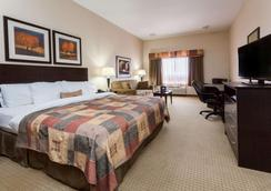 Ramada by Wyndham Westlock - Westlock - Bedroom