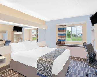 Microtel Inn & Suites by Wyndham Clear Lake - Clear Lake - Ložnice