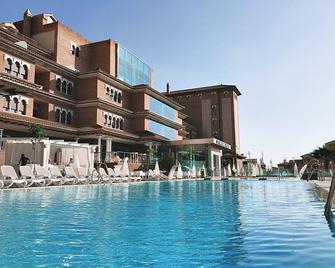 Hotel Granada Palace - Monachil - Басейн