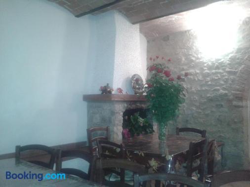 Agriturismo Santa Chiara - Pomarance - Dining room