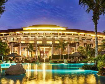 Sofitel Dubai The Palm Resort & Spa - Dubai - Byggnad