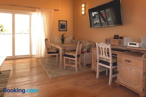 Alpenlandhaus Menardi - Seefeld - Dining room