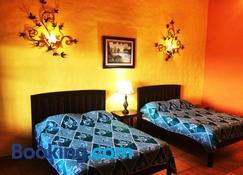 El Tejado - Suchitoto - Bedroom