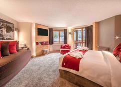 Mercure Chamonix Centre - Chamonix - Schlafzimmer