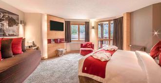 Mercure Chamonix Centre - שאמוני מון-בלאן - חדר שינה