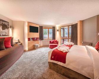 Mercure Chamonix Centre - Chamonix - Bedroom